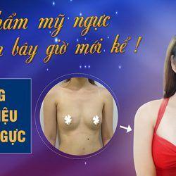 Lần đầu tôi kể số 3| Thẩm mỹ nâng ngực nên hay không – Đẹp nhưng phải an toàn bền vững
