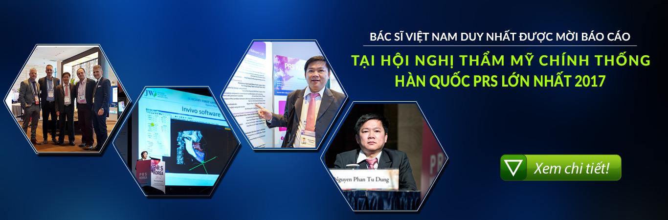 Bác sĩ Việt Nam được mời báo cáo