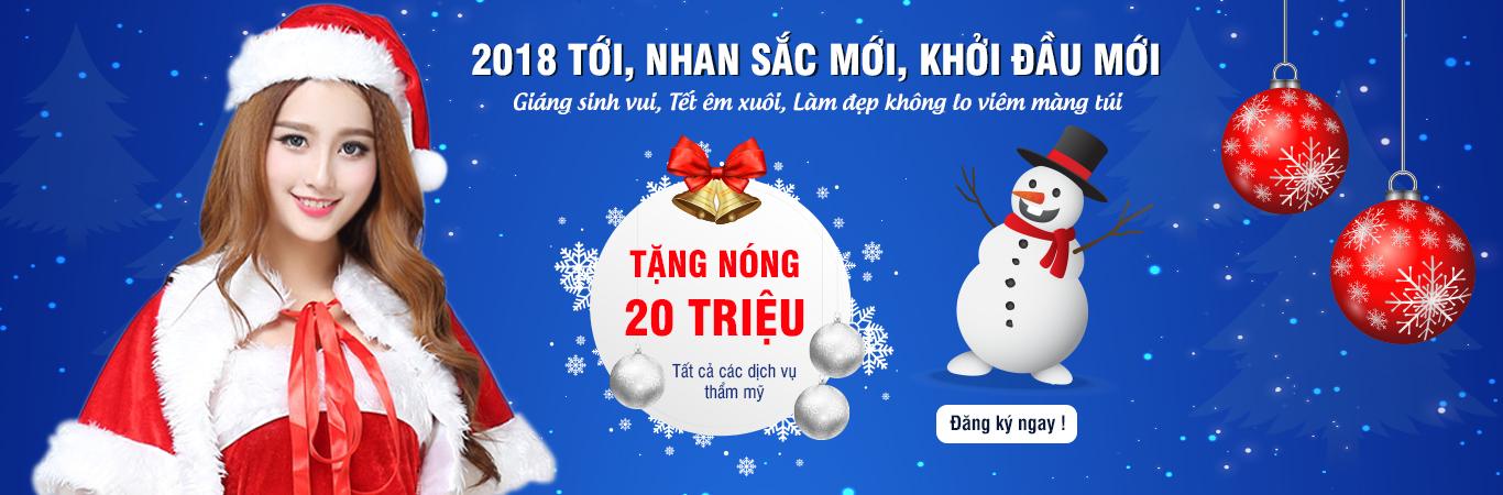 Khuyến mãi Noel 2017