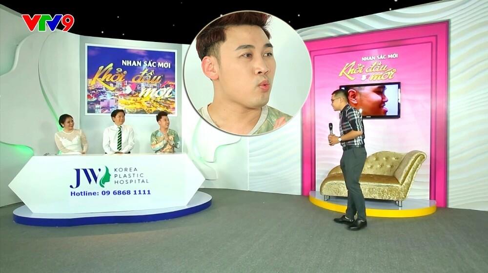 """Tập 2: Chàng móm """"lộ diện"""" sau phẫu thuật khiến ca sĩ Don Nguyễn ngỡ ngàng"""