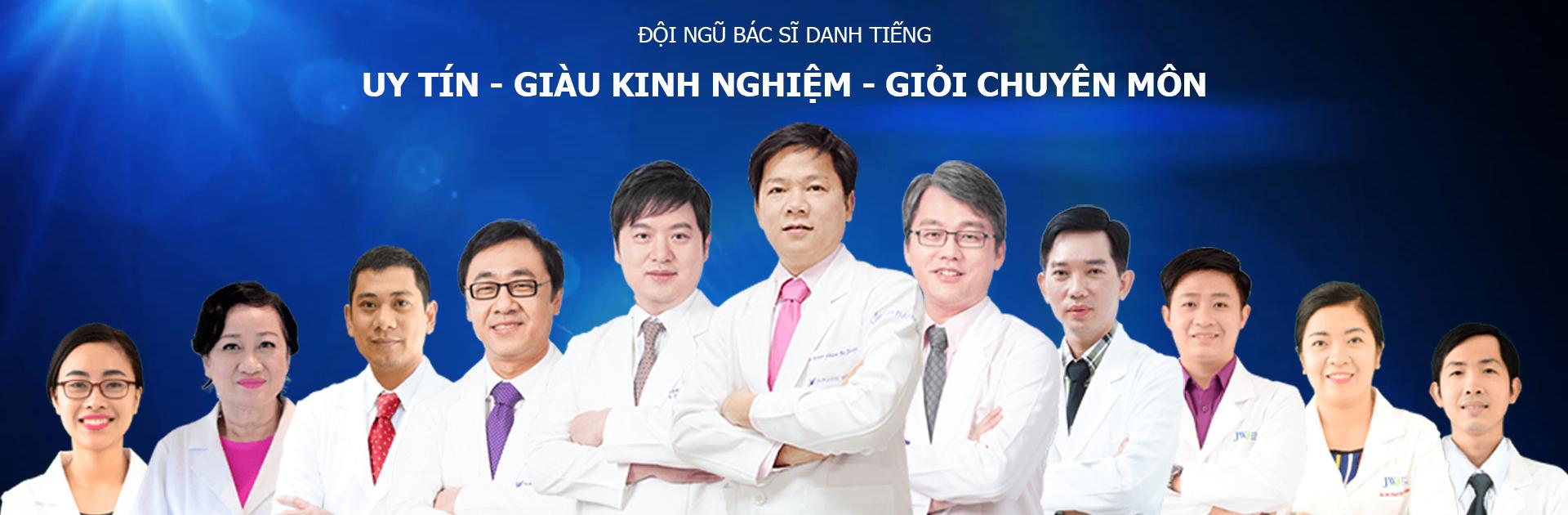 Bệnh viện thẩm mỹ uy tín