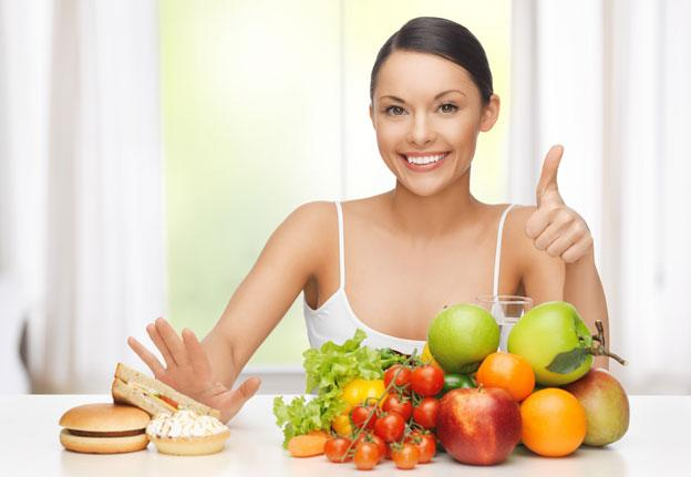 giảm cân sau tết hiệu quả
