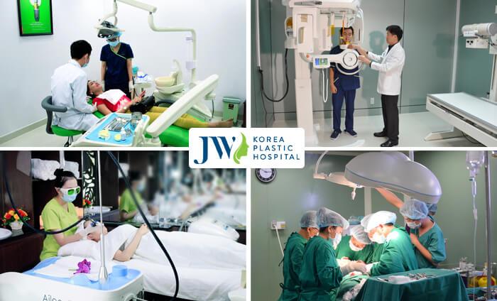 Bệnh viện thẩm mỹ