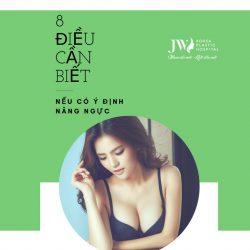 8 điều hữu ích chị em cần biết nếu có ý định nâng ngực