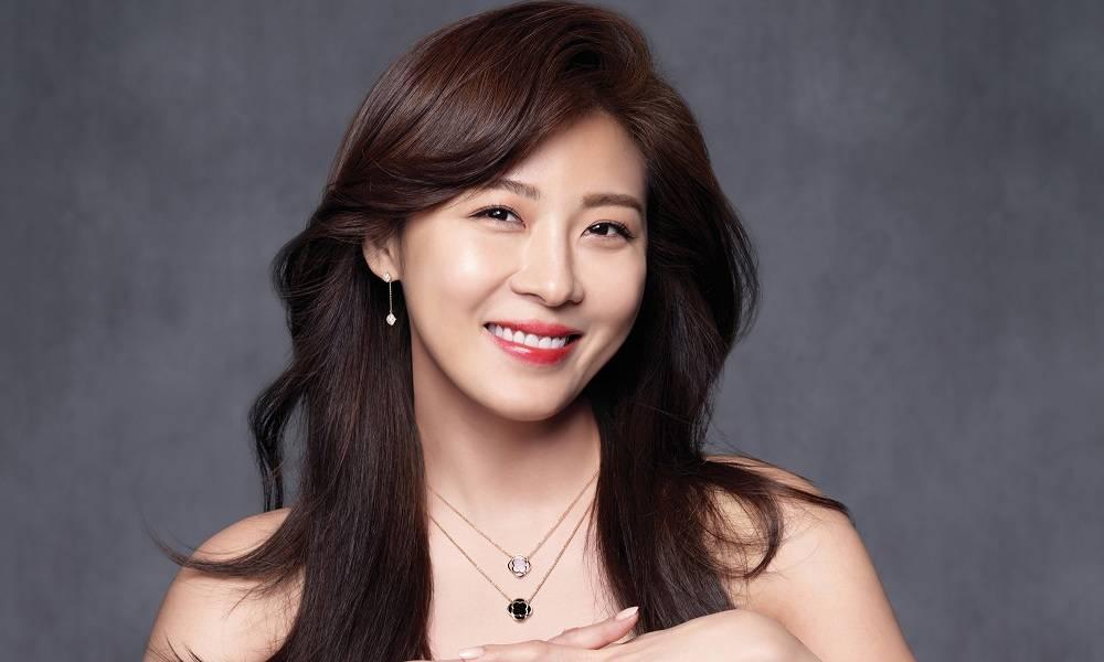 bí quyết trẻ trung của ha ji Won
