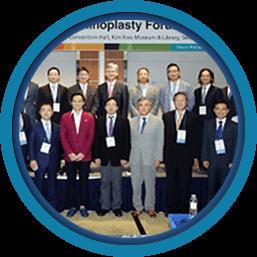 Hội thảo da, phẫu thuật tạo hình quốc tế) diễn ra tại Thượng Hải Trung Quốc.