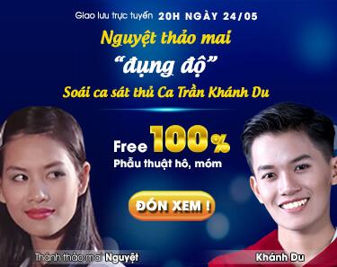 banner livestream khánh du mobile