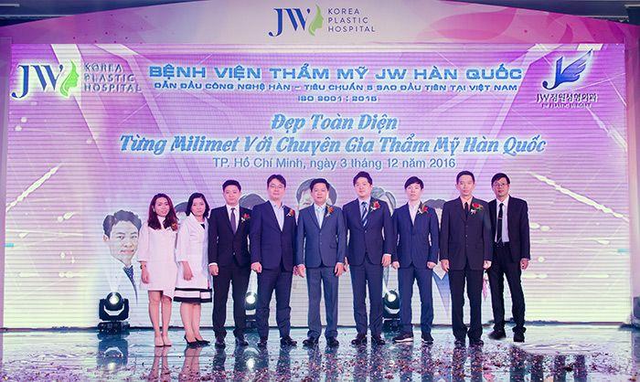 Hội thảo xu hướng thẩm mỹ Hàn Quốc tại New World Hotel - 2015