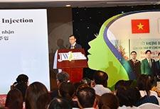 Diễn thuyết chuyên đề tại các tạp chí Hiệp hội phẫu thuật tạo hình Hàn Quốc