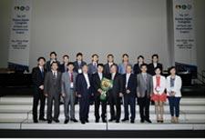 Diễn thuyết chuyên đề tại Đại hội học thuật phẫu thuật thẩm mỹ Đông Dương