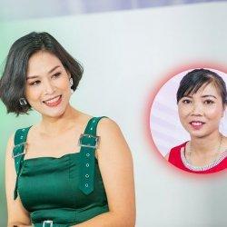 Diễn viên Hà Hương đồng cảm với bà mẹ 3 con bị hô nặng