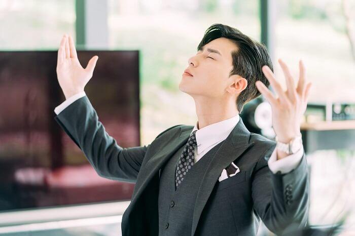 """Park Seo Joon đích thị  là nam thần hoàn hảo trong """"Thư Kim Kim sao thế?-hình 3"""