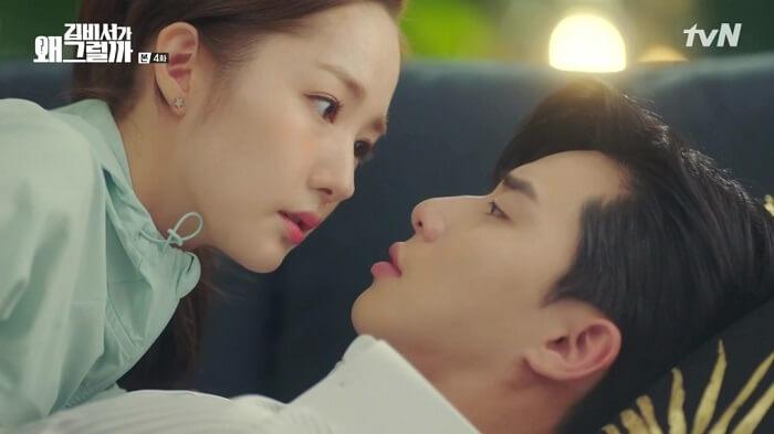 """Park Seo Joon đích thị  là nam thần hoàn hảo trong """"Thư Kim Kim sao thế?-hình 12"""