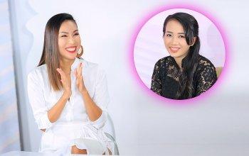 Ca sĩ Vầng Trăng Khóc thán phục cô gái Ninh Thuận
