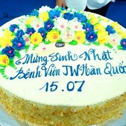 Giảm giá 20% dịch vụ mừng sinh nhật JW 17 năm thương hiệu