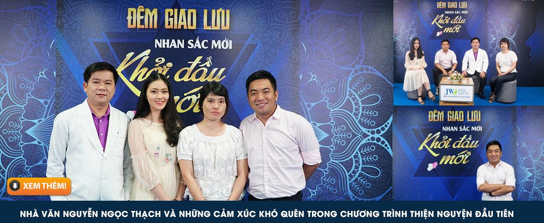 Nhà văn Nguyễn Ngọc Thạch_PC