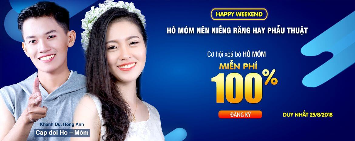 Banner Happy Weekend – PC