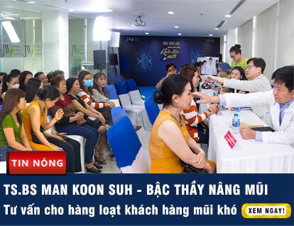 Banner bác sĩ Man Koon Suh tại việt nam – Mobile