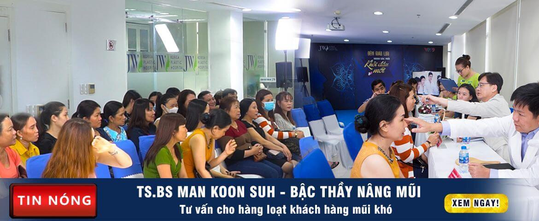 Banner bác sĩ Man Koon Suh tại việt nam – PC