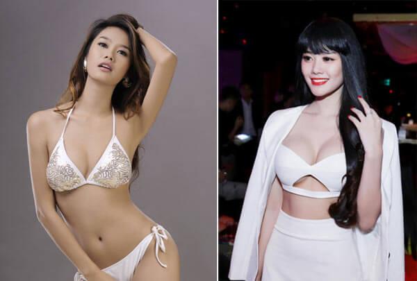 Top 5 những sao Việt phẫu thuật thẩm mỹ vòng 1-hình 4