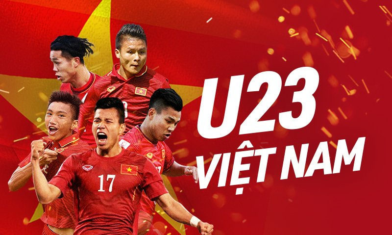 U23 Việt Nam - Lập nên kỳ tích lịch sử Asiad 2018