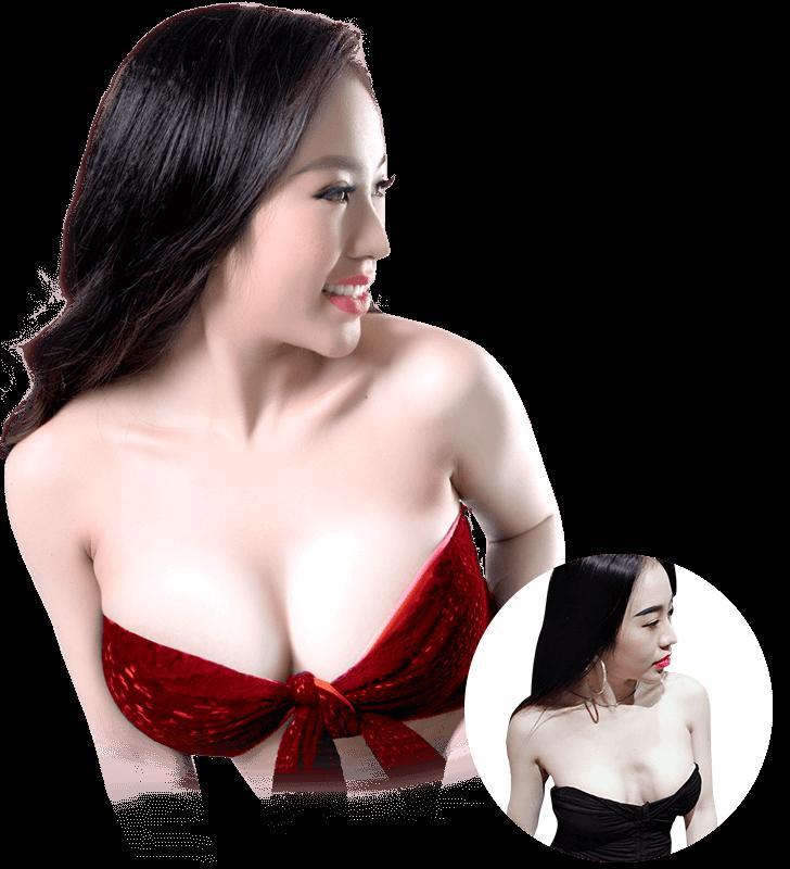 DJ Nhung Babie quyến rũ sau tái phẫu thuật ngực