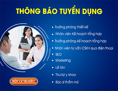 Banner tuyển dụng mobile