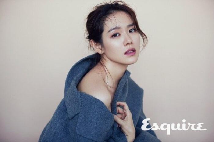 Học chị đẹp Son Ye Jin cách chăm sóc da không tì vết-hình 2