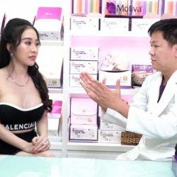 DJ Nhung Babie kể việc phẫu thuật thẩm mỹ ngực