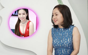 Diễn viên Kim Huyền nổi da gà vì cô chủ Spa đẹp như hot girl