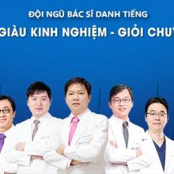 Bệnh viện thẩm mỹ 5 sao chuẩn Hàn đầu tiên đạt ISO 9001:2015