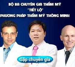 3 chuyên gia thẩm mỹ lần đầu tiên hội tụ tại Việt Nam