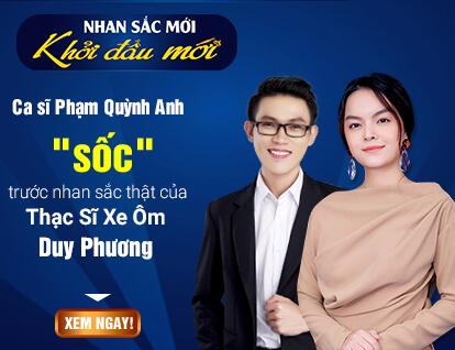 Banner Phạm Quỳnh Anh Livestream – Mobile
