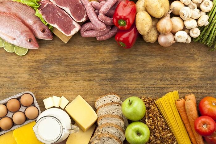 Các loại thực phẩm tốt cho sự phát triển của bầu ngực.