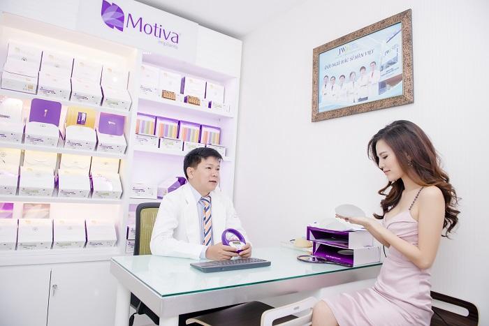 Hệ thống phòng tư vấn khách hàng hiện đại, chất lượng