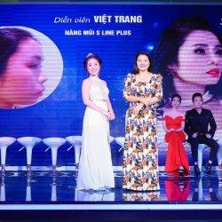 """Nghệ sĩ Kiều Trinh ấn tượng với chiếc mũi """"cực xinh"""" của diễn viên hài Việt Trang"""