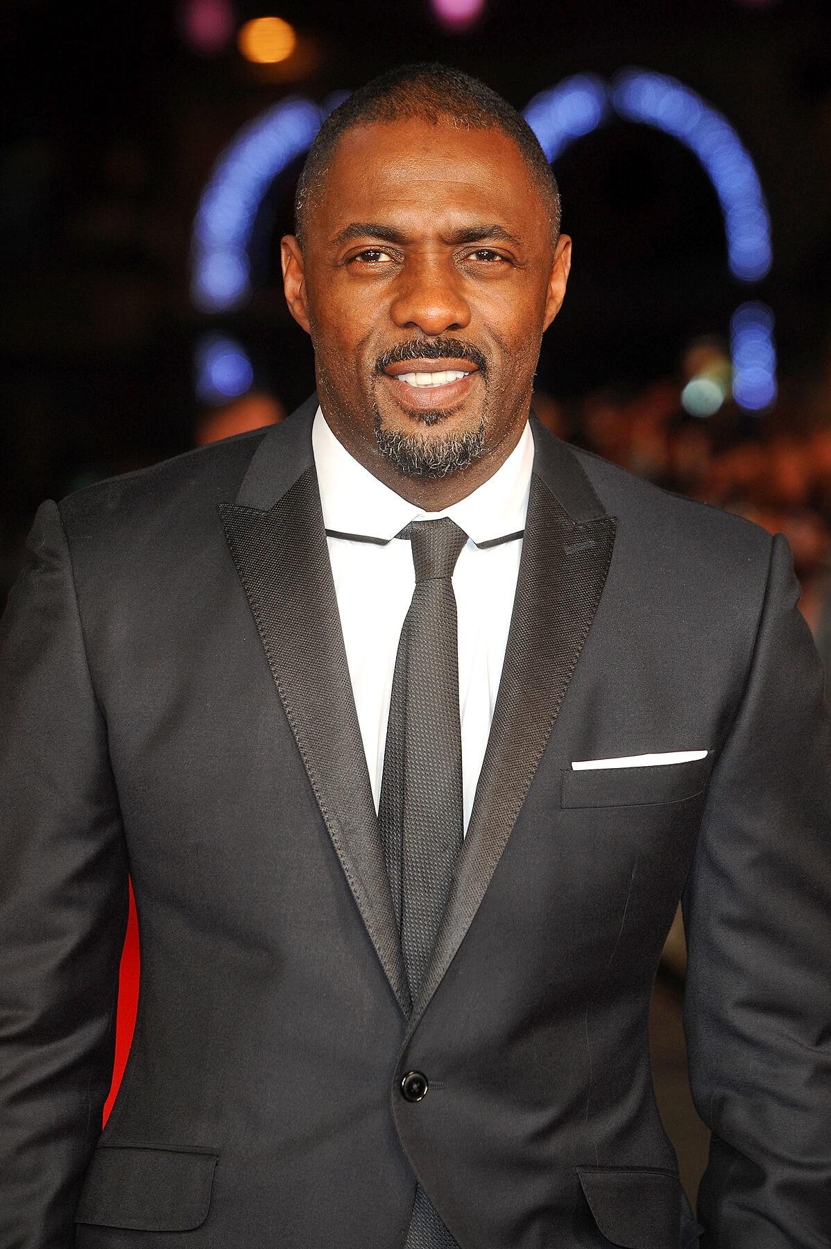 Top 10 gương mặt đẹp nhất thế giới 2018 - Idris Elba