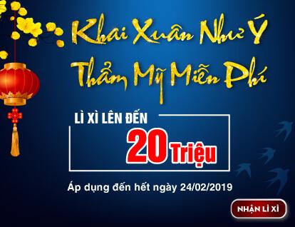 Banner Lì xì Tết 2019 – Mobile