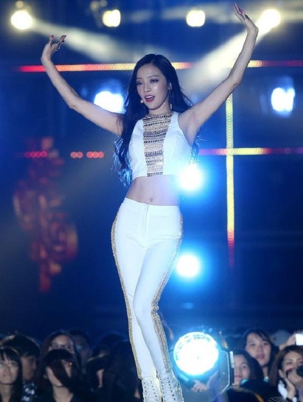 Top sao nữ sở hữu vòng eo nhỏ nhất Kpop - Go Hara