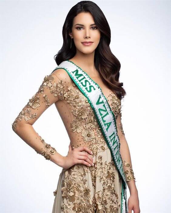 người đẹp nhất hành tinh 2018 - Mariem Velazco