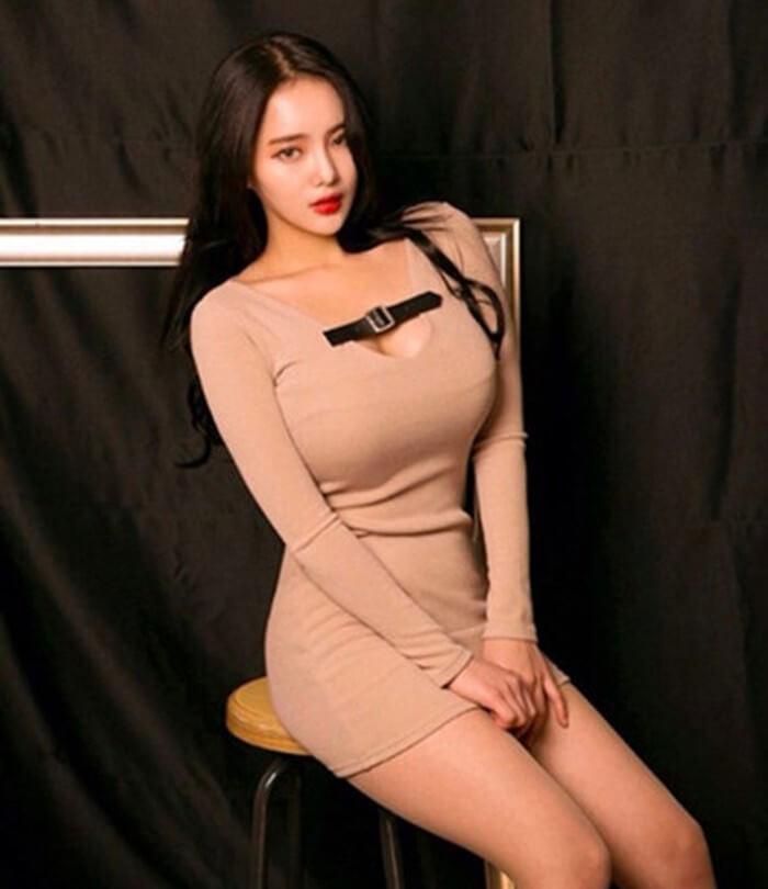 Hot girl này gây sốt khắp châu Á vì vòng 1 tự nhiên khủng bậc nhất Hàn Quốc và cả châu Á