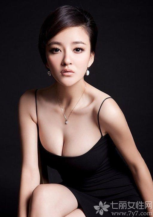 Mỹ nhân có vòng 1 đẹp nhất Trung Quốc - Lưu Vũ Hân