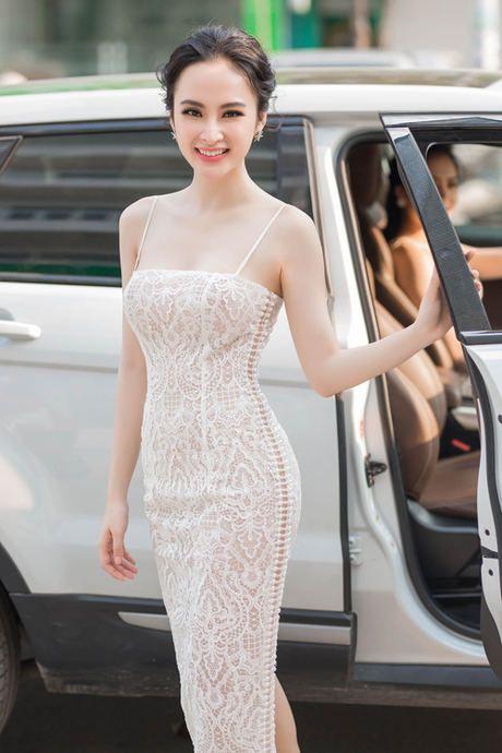 My nhan tuoi hoi co than hinh nong bong - Angela Phương Trinh