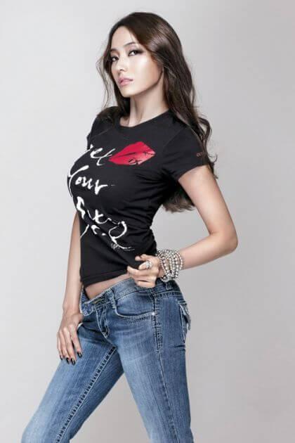 Sao nữ Hàn phẫu thuật thẩm mỹ thành công - Han Chae Young