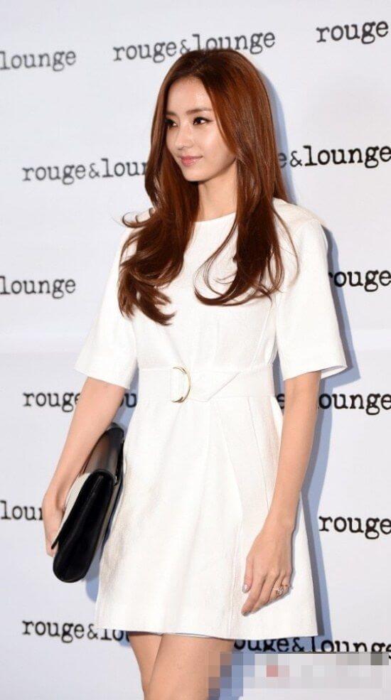 Sao nữ Hàn phẫu thuật thẩm mỹ - Han Chae Young