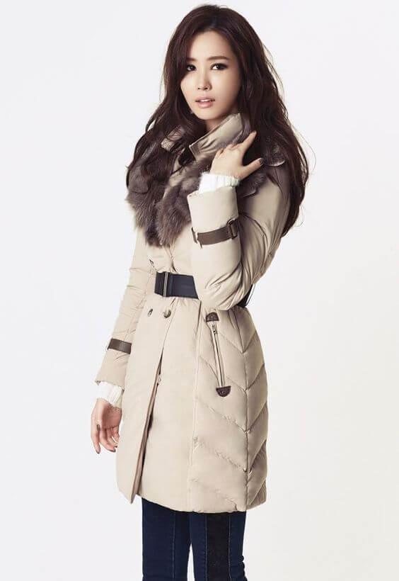 Sao Hàn phẫu thuật thẩm mỹ thành công - Lee Da Hae