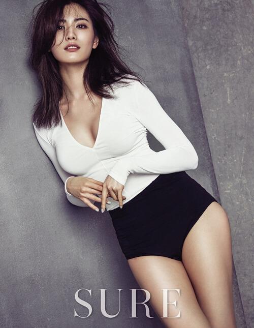 Sao Hàn phẫu thuật thẩm mỹ thành công - Min Hyo Rin