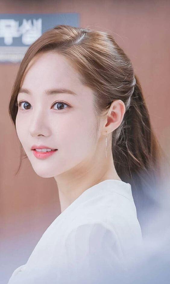 Sao nữ Hàn phẫu thuật thẩm mỹ - Park Min Young
