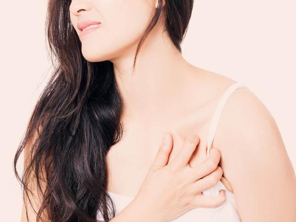 Tăng cường sức khỏe bầu ngực