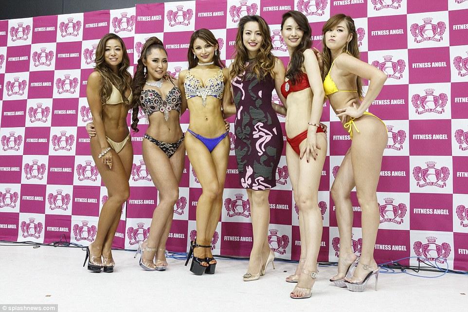 vòng 3 đẹp nhất Nhật Bản -